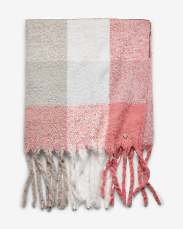 brushed plaid fringe blanket scarg.jpg