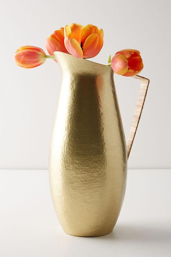 anthropologie gold pitcher.jpeg