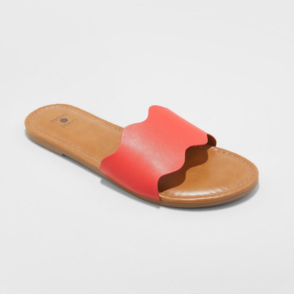 red scalloped sandals.jpg