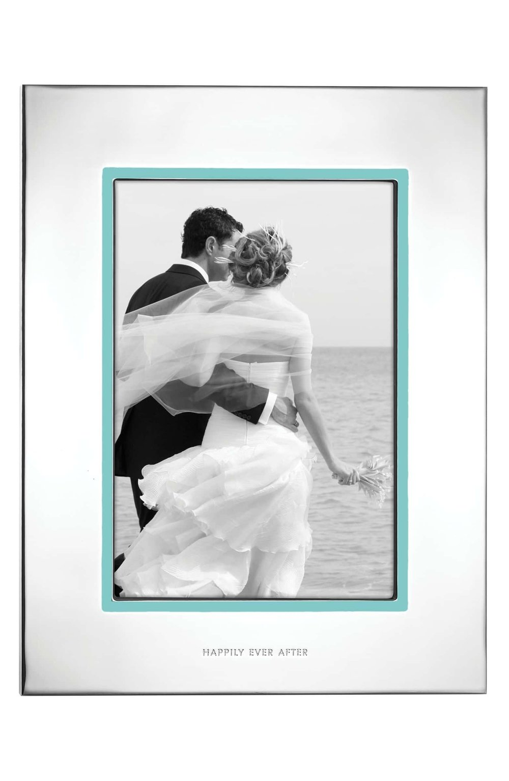Kate Spade New York Take The Cake Picture Frame - How beautiful is this frame?! It's $50 and a super classy and chic gift for any couple. I love the Tiffany blue accent.