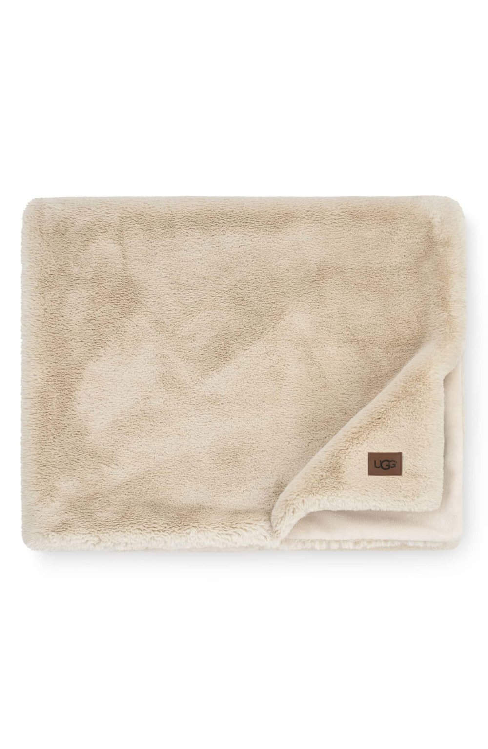 UGG® Coastline Plush Throw - I have used this throw and it's so ridiculously soft. It's $98 and worth every penny.