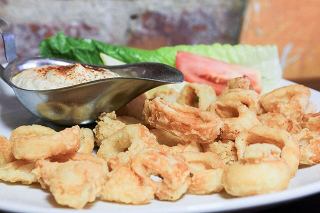 You haven't had fried calamari like ours!
