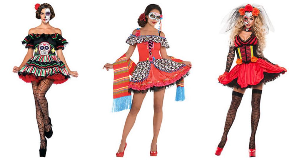 Fotos cortesía de Party City, puedes hacer clic sobre el disfraz para comprar.