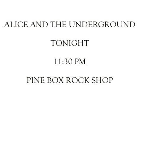 plenty of time to sleep when you're old ya'll ✌🏻this ones not to be missed  @pineboxrockshop