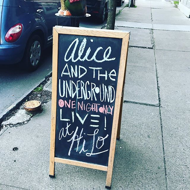 @hilocatskill knows how to make folks feel welcome ❤