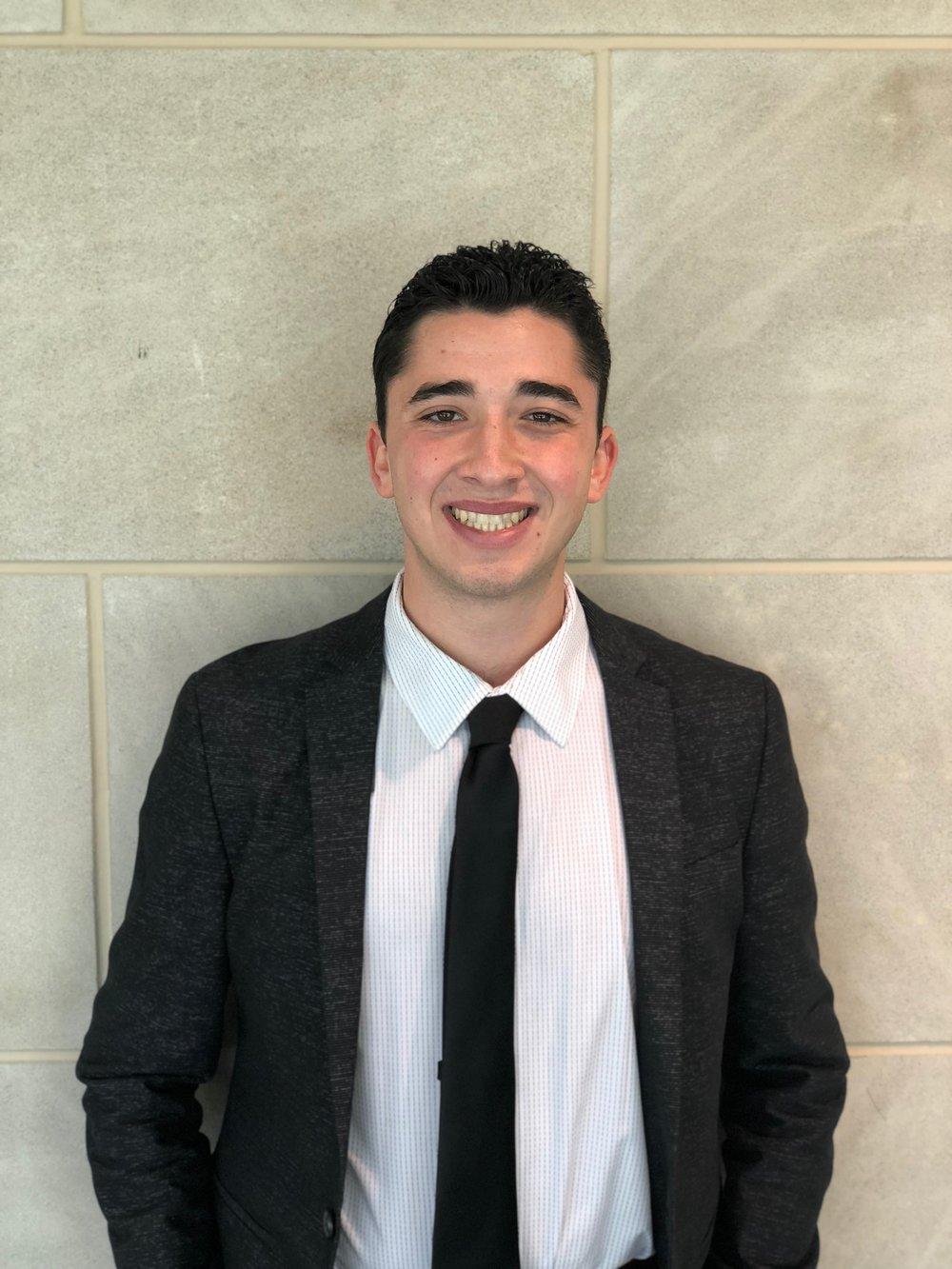 Alexander Radick '21   Vice President of Finance  Miami Beach, FL   Alr299@cornell.edu
