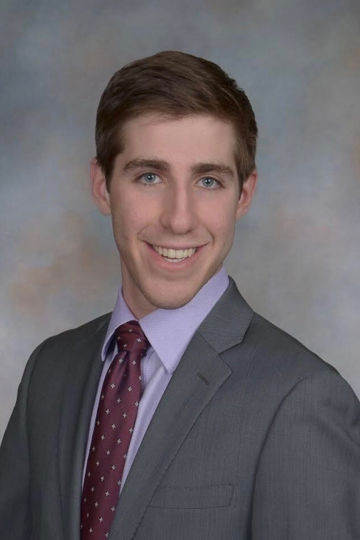 Evan Gaines '20   Vice President of Marketing  New York, NY   Etg33@cornell.edu