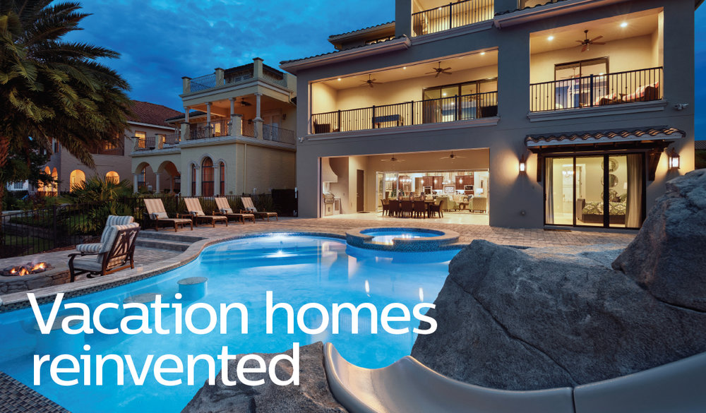 Vacation Homes Reinvented The Orlando Agency