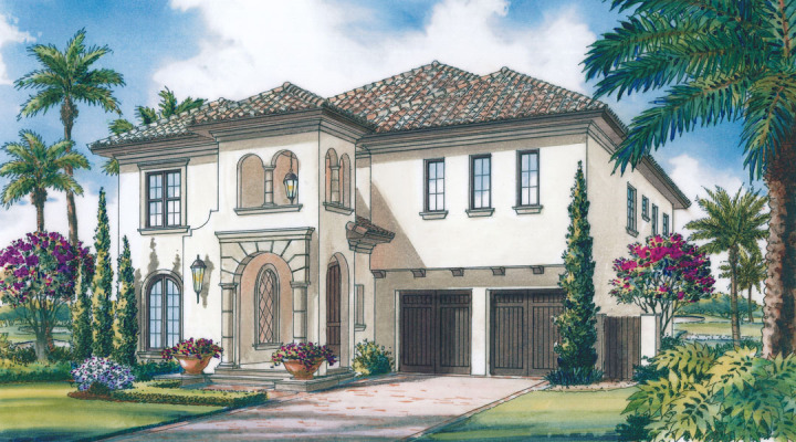 GRAND - 9 BED / 9 BATH / 2 HALF BATH / 5,767 SQ.FT.