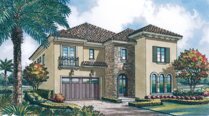 CELEBRATION - 8 BED / 8 BATH / 3 HALF BATH / 5,993 SQ.FT.