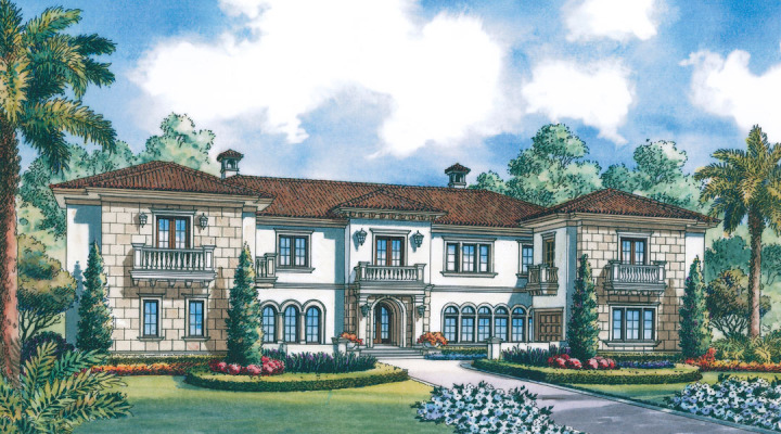 RETREAT - 14 BED / 15 BATH / 2 HALF BATH / 14,298 SQ.FT.
