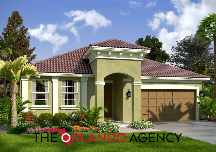 BRINDISI A - 4 BED / 3 BATH / 1938 SQ.FT FROM $314,990