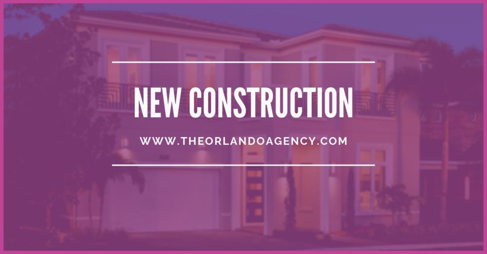 Orlando New Construction Properties