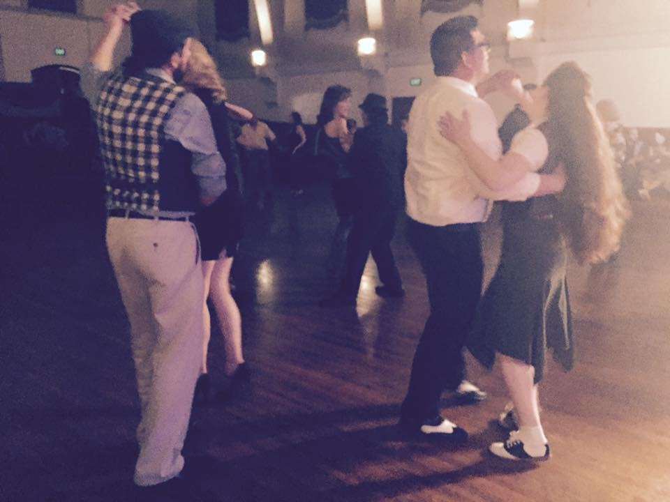 Michelle Rivera, Nick Papadakis and the Entertainment Committee put on Post 43's Swing Dance Night featuring the incredible band, Phat Cat Swinger on Mar. 2. (Photos by Michelle Rivera)