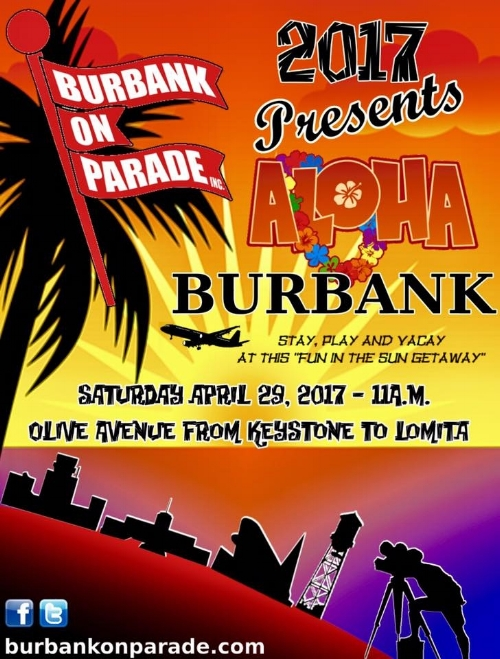 Join your fellow veterans and march in this great annual event in neighboring Burbank! Wear your best Aloha wear! Free breakfast and afterparty! Details & RSVP