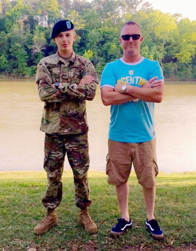 Congratulations to Post 43 member, Nelson Rockford and his son (and prospective member) Max on his graduation from Basic Training at Fort Benning, GA, April 28, 2017. Max has gone on to Cavalry Scout training and has been ordered to 6th STRYKER Squadron, 1st Cavalry Regiment, 1st Brigade Combat Team, 1st Armored Division at Fort Bliss in El Paso, Texas! Congratulations and best wishes from your Post 43 family. We look forward to welcoming Max as a member soon.