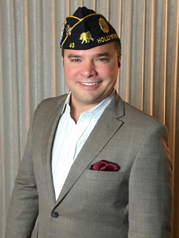 Fernando Rivero 1st Vice Commander