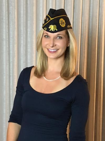 2nd VICE COMMANDER Jennifer Campbell