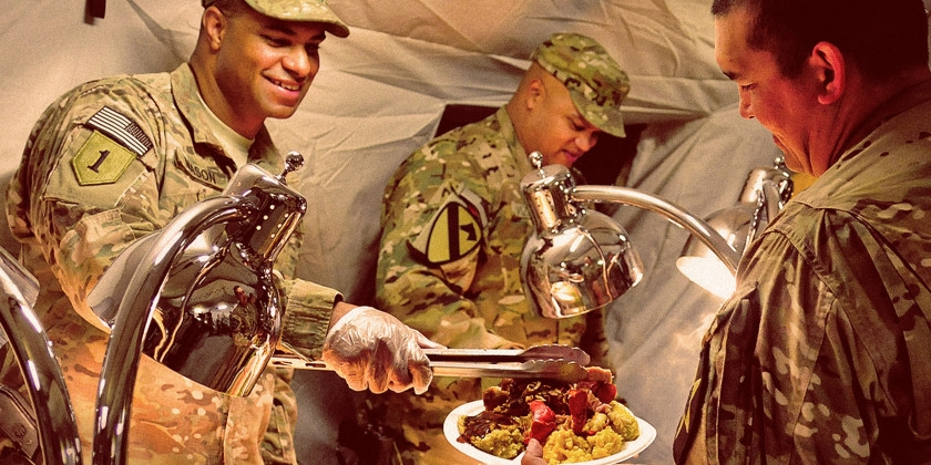 Happy Thanksgiving to all of our members. We are thankful for all our deployed troops in harm's way this Thanksgiving and keep them in our prayers.
