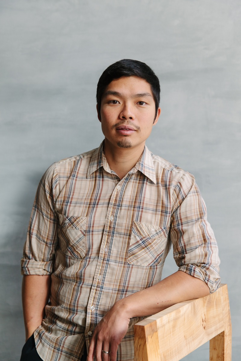 <b>Anthony Myint</b><br>The Perennial  & Zero Foodprint