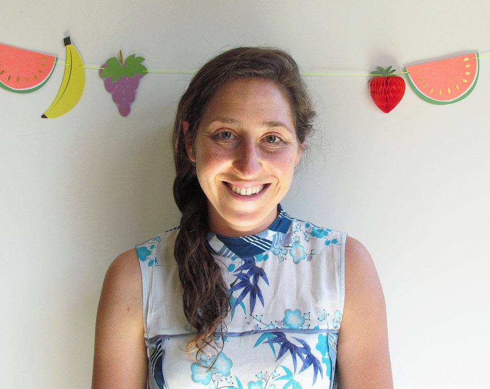 <b>Lauren Heumann</b><br>Future Dining Experience<br>