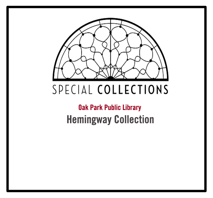 HEMINGWAY ARCHIVES COLLECTION