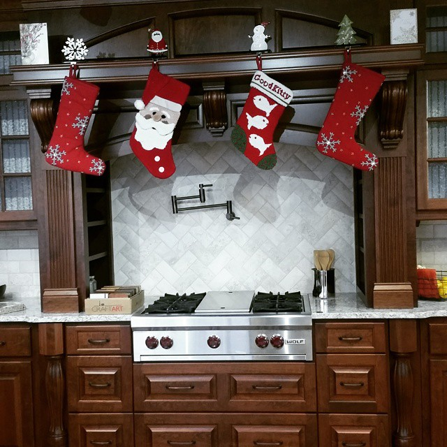Merry Christmas to all!! #thomasbuiltcustomcabinets