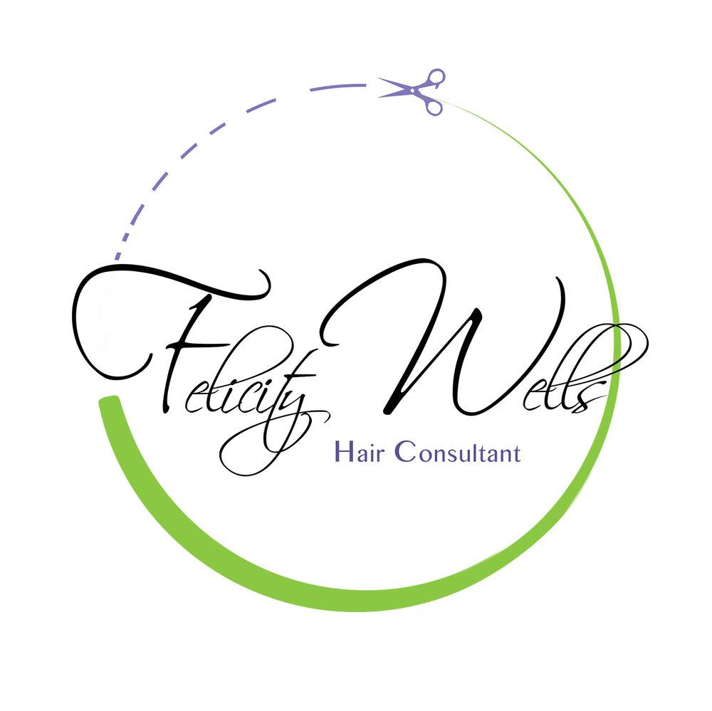 Felicity Wells Hair Consultant Logo