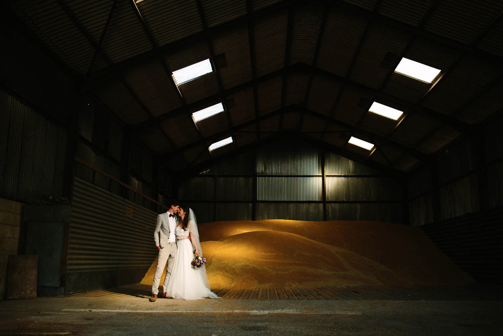 Lara & Howard- Grittenham Barn