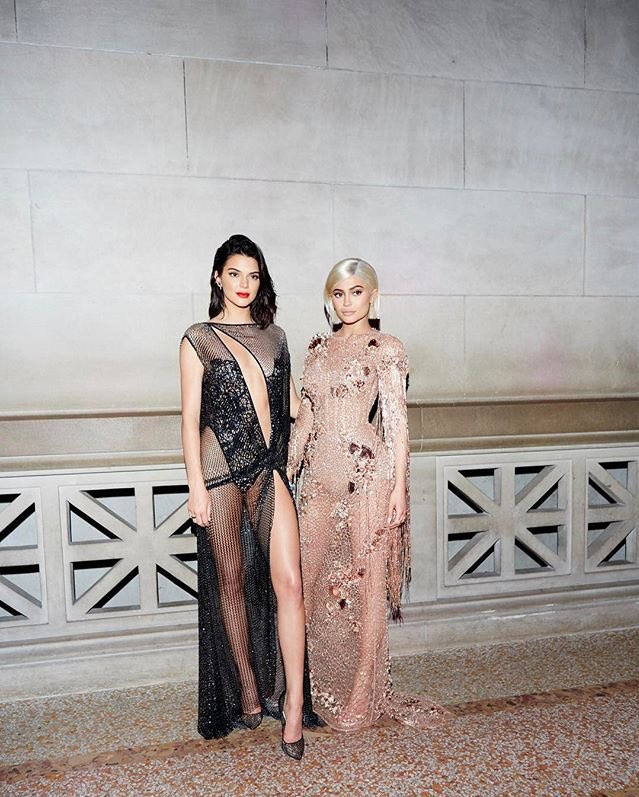 %22Kendall and Kylie Jenner at the Met Gala Photographed by Corey Tenold.jpg