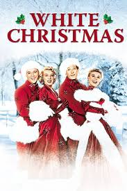 White Christmas - It isn't Christmas without watching this classic film.  Bing Crosby's voice gets us every time!  The sets and costumes are magic!  Cozy up to the fire and watch this with your loved ones!