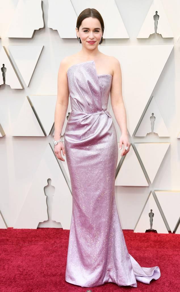 Emilia Clarke - in Balmain