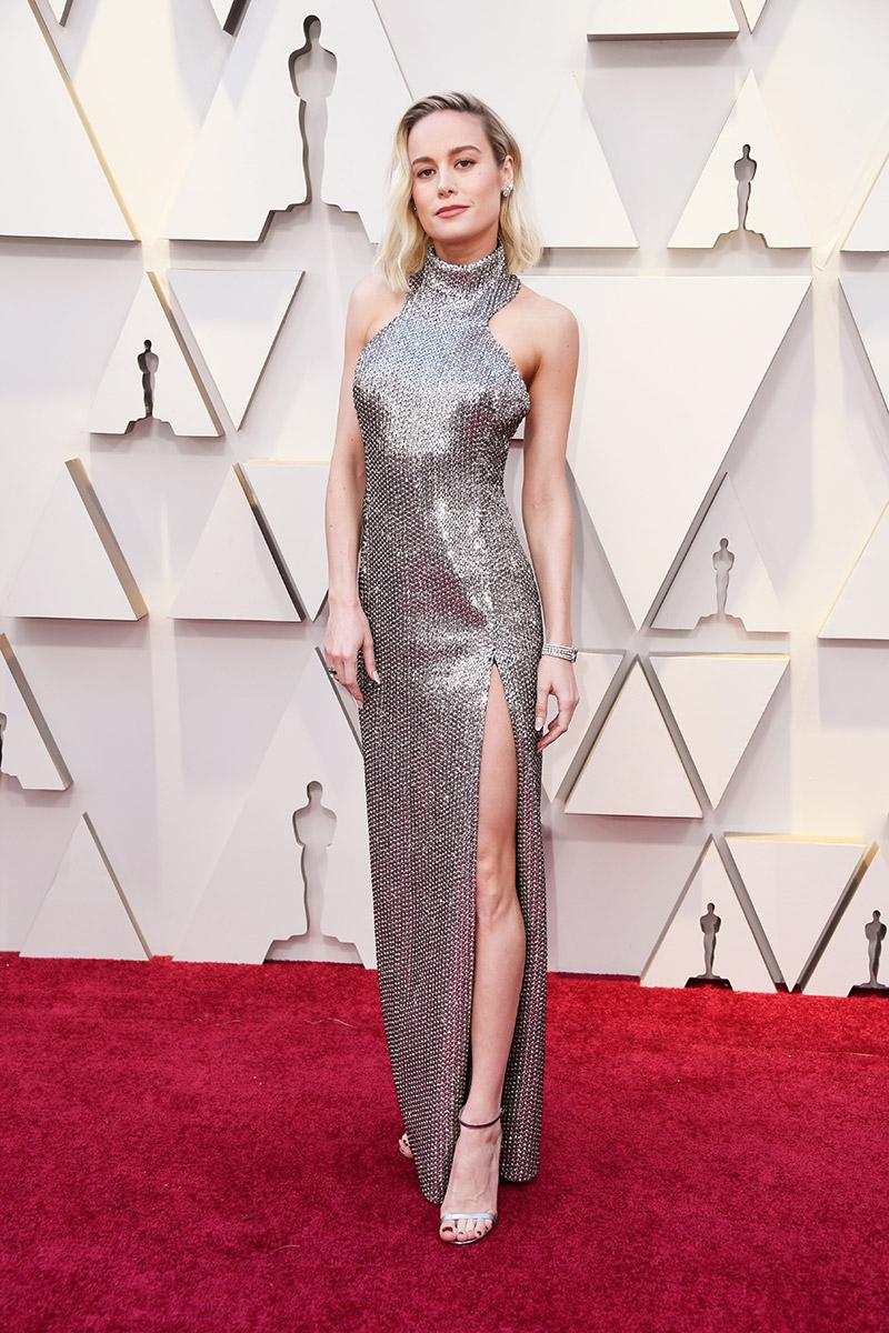 Brie Larson - in Celine