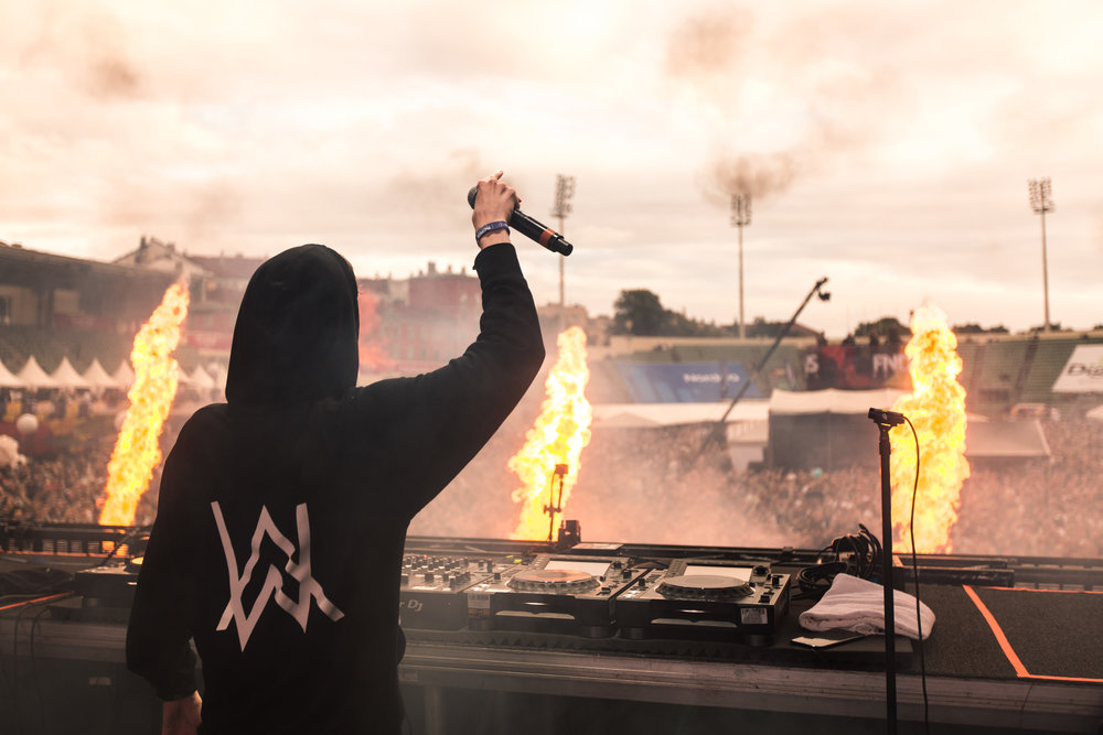 ALAN WALKER - FINDINGS