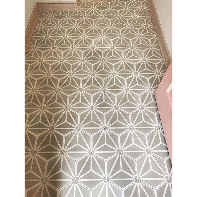 Knox Gray Cement Tile Installation. ➖➖➖➖➖➖➖➖➖➖➖➖➖➖➖ #northernrx #investment #construction #remodeling  #quickflip #bathroomremodel #entrepreneur #smallbusiness #remodel #homeimprovement #ridgid #kitchenremodel #design #tiling #flooring #hustle #minneapolis #mn #contractors #masterbath #homeremodel #renovation #invest #tools #carpentry #realestate #shower