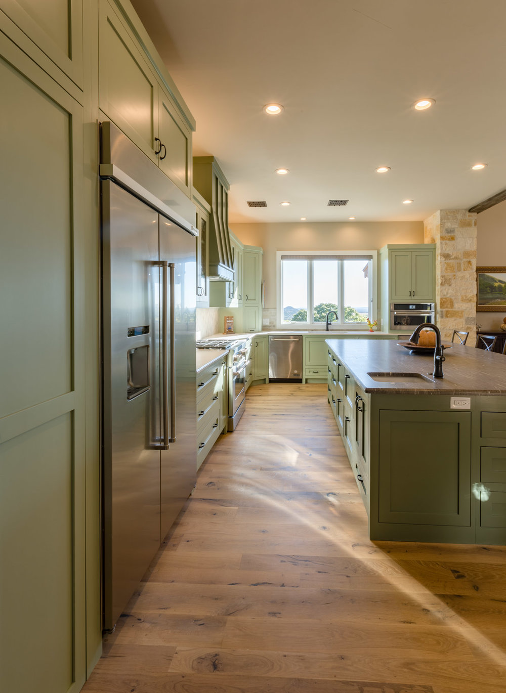 Lemburg House Custom Home Builders in Fredericksburg Valley view New construction interior and exterior21.jpg