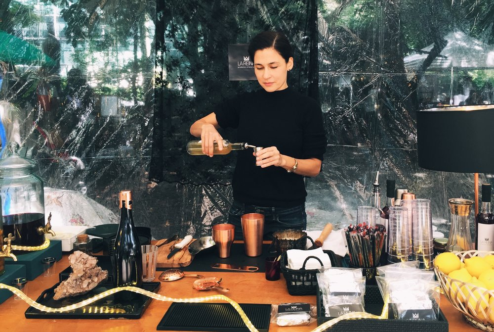 - Haja corazón! Marina de La Riva lançou sua marca de drinks