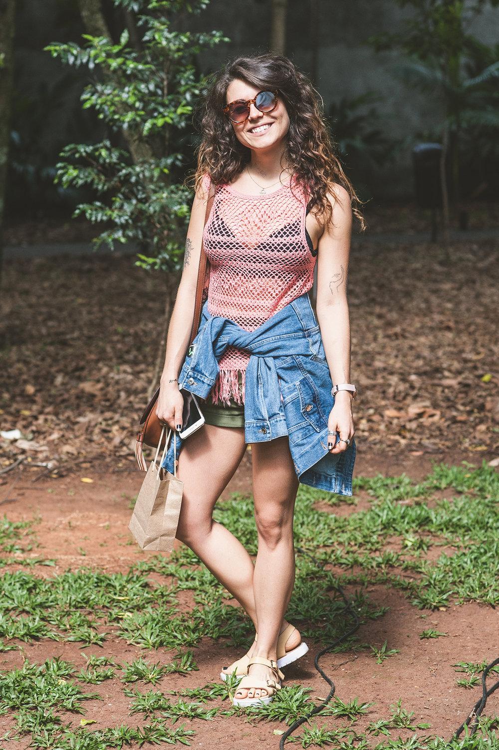 A maravilhosa Julia Guedes, autora do blog   Herbivoraz  ,se derreteu pelos produtos de beleza e bem-estar da   Be.or .