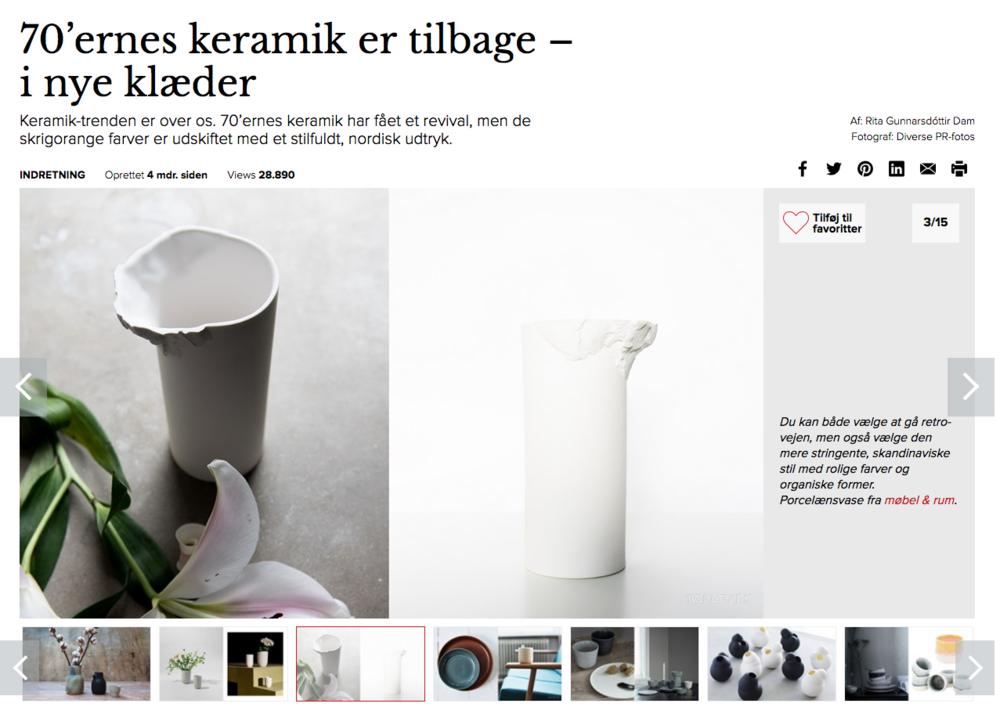 Keramik, Ceramics, Ian Mcintyre, M&R