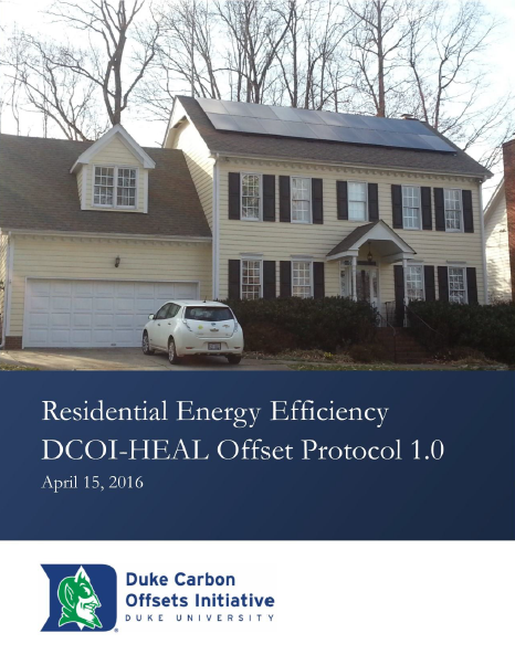 Energy Efficiency Protocol