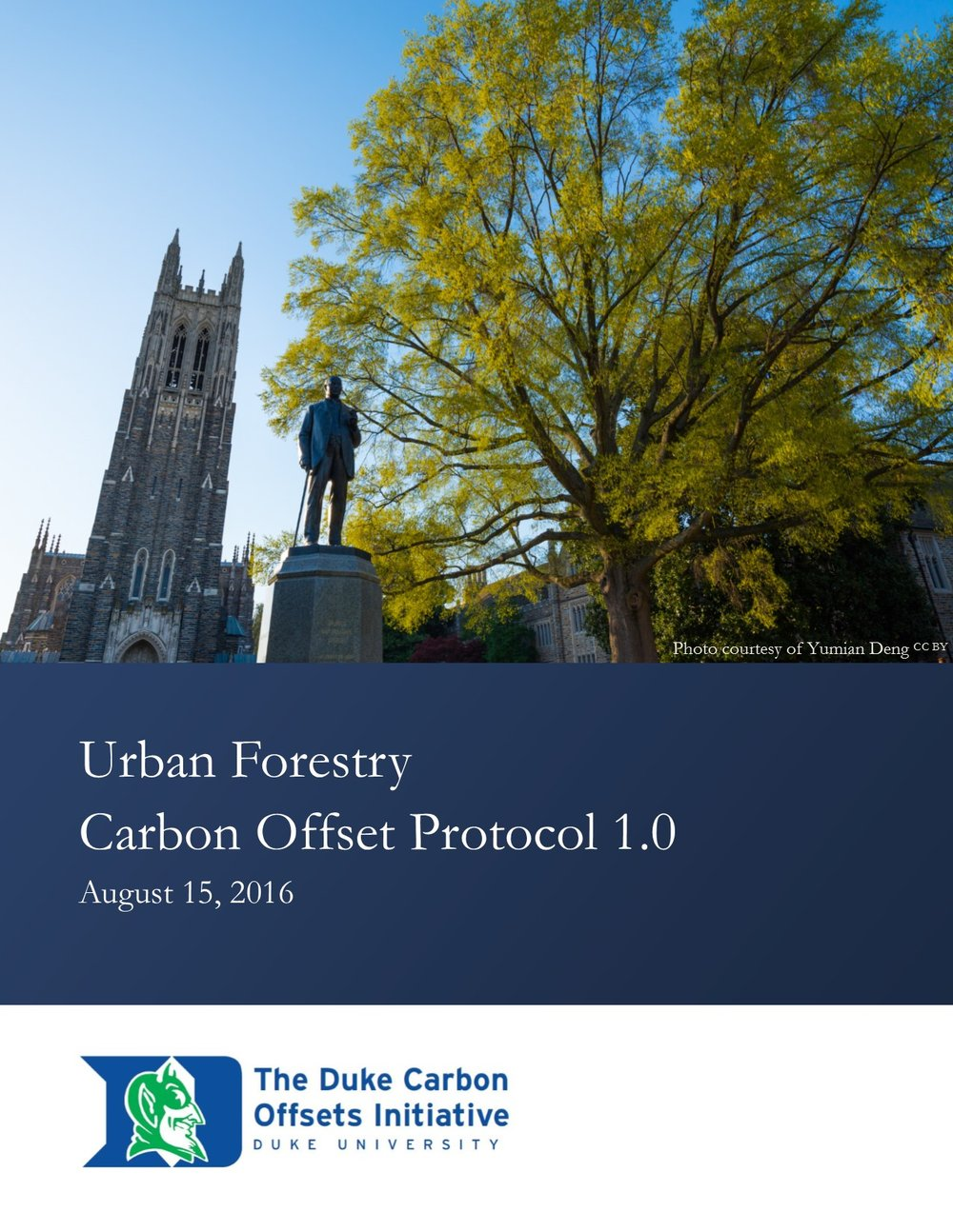 Urban Forestry Protocol