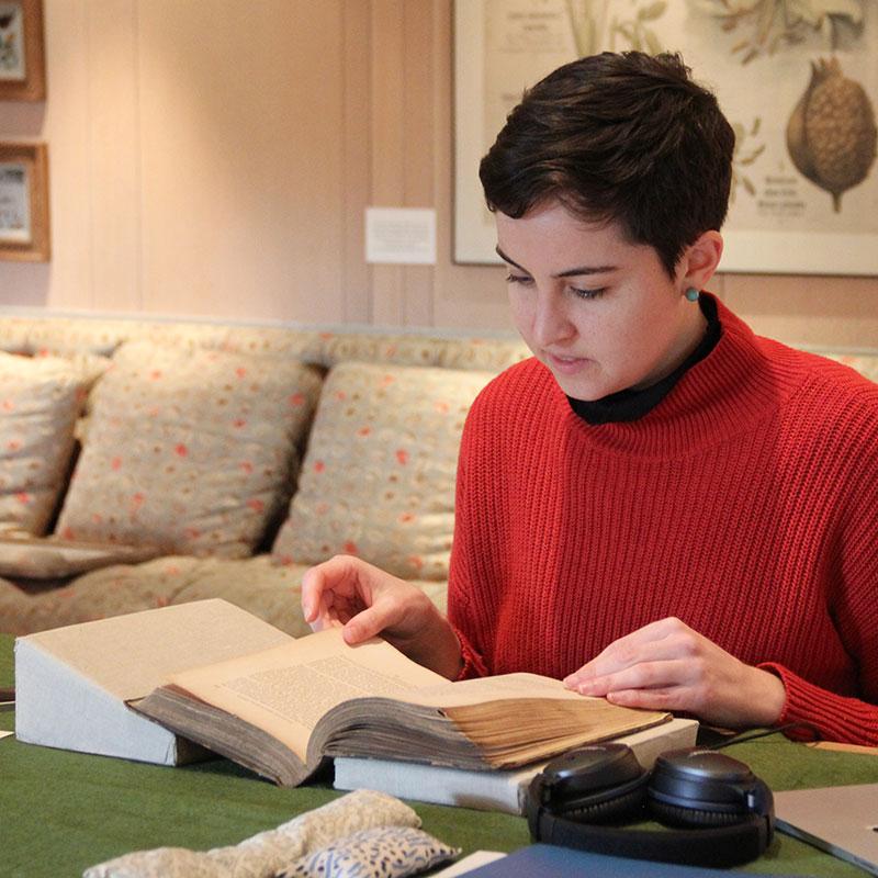 Charlotte Leib   2019 Scholar in Residence