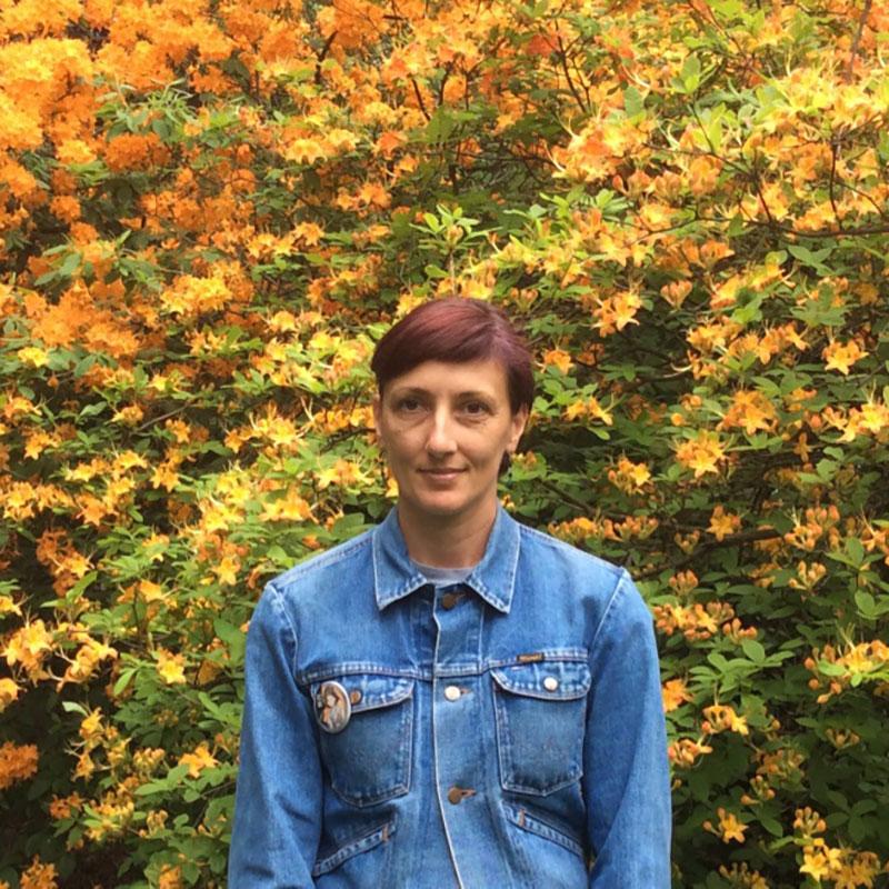 Kristan Hanson   2019 Stacy Lloyd III Fellow