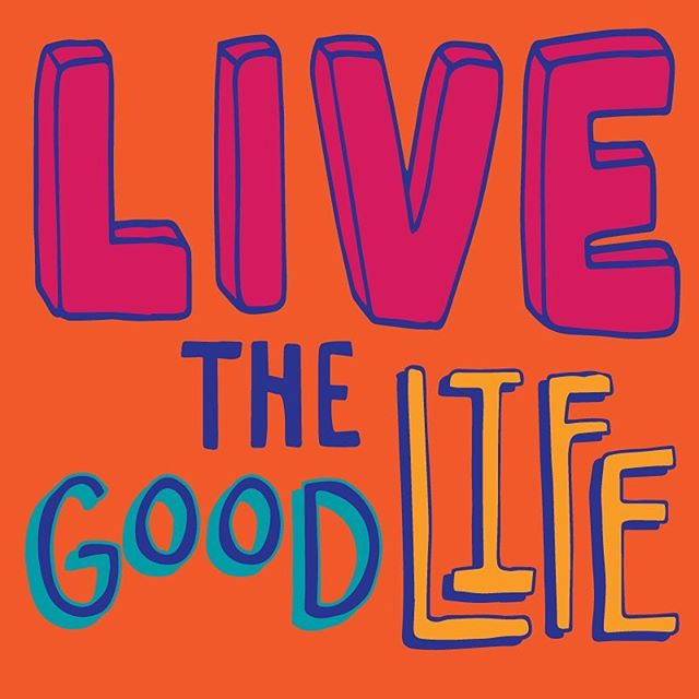 Live boldly. Live colorfully. Live the #VITAGoodLife. . . . . . #thegoodlife #simplejoys #quote #quotes #quoteoftheday #quotestoliveby #quotestagram #create #creative #creativity #love #life #lovelife #art #color #colors #joy #life #culture #design #inspiration #inspire #inspirationalquote #inspirationalquotes #bold #newbrand #newcollection