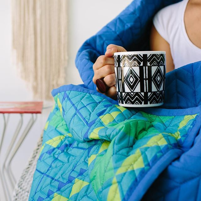 Need to brighten up your week? No problem. Shop quilts sets and more from the #VITAGoodLife collection available exclusively on @wayfair! Link in bio. . . . . . #Trenza #wayfairathome #quilt quiltset #bedding #design #interiors #interiordesign #interiorinspiration #home #decor #homedecor #instadecor #inspiration #art #travel #wanderlust #color #bold #joy #vibrant #shop #onlineshop #onlineshopping #newcollection #newbrand #pattern #creativity #fabric