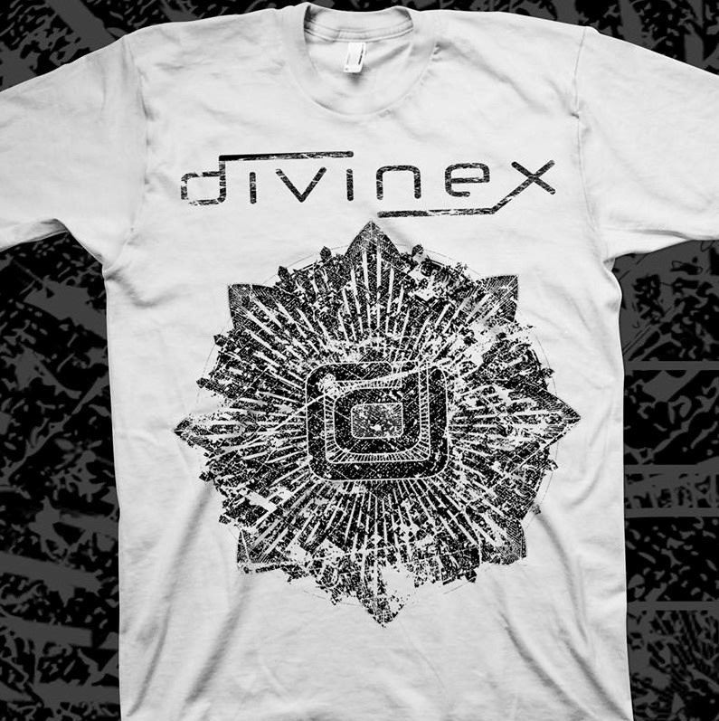 DIVINEX MEDALLION T-SHIRT - $12.00