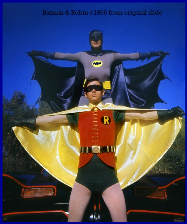 Batman & Robin c.1966