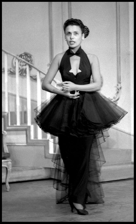 Lena Horne c.1955 from original 2.25 negative