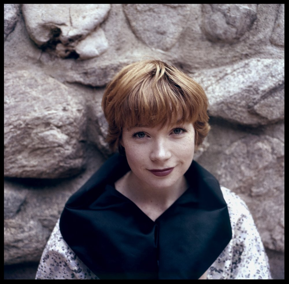 Shirley Maclaine c.1960 from original 2.25 transparency
