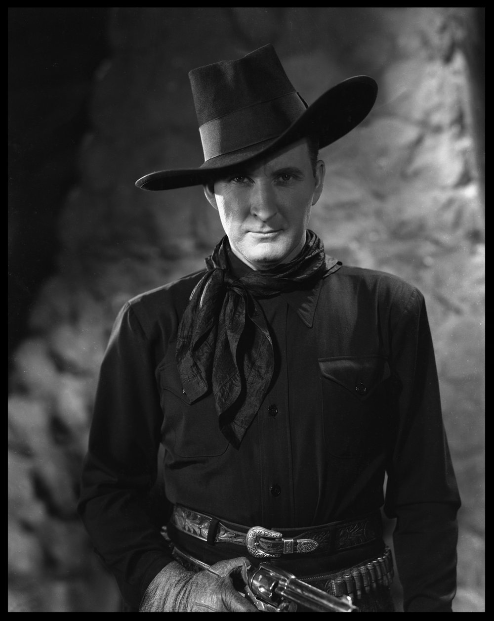 Tim McCoy c.1935 from original 8x10 negative